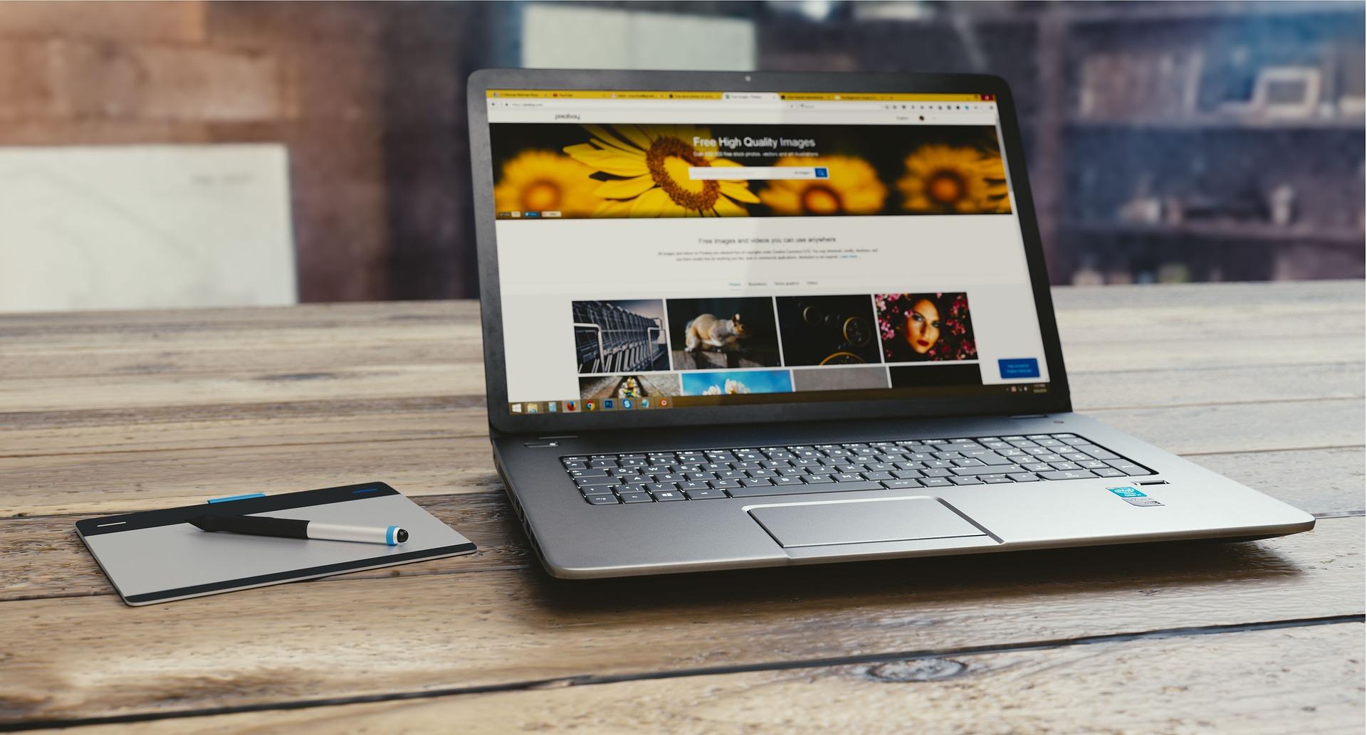 Risque d'incendie: HP rappelle des batteries d'ordinateurs. Photo : Pixabay