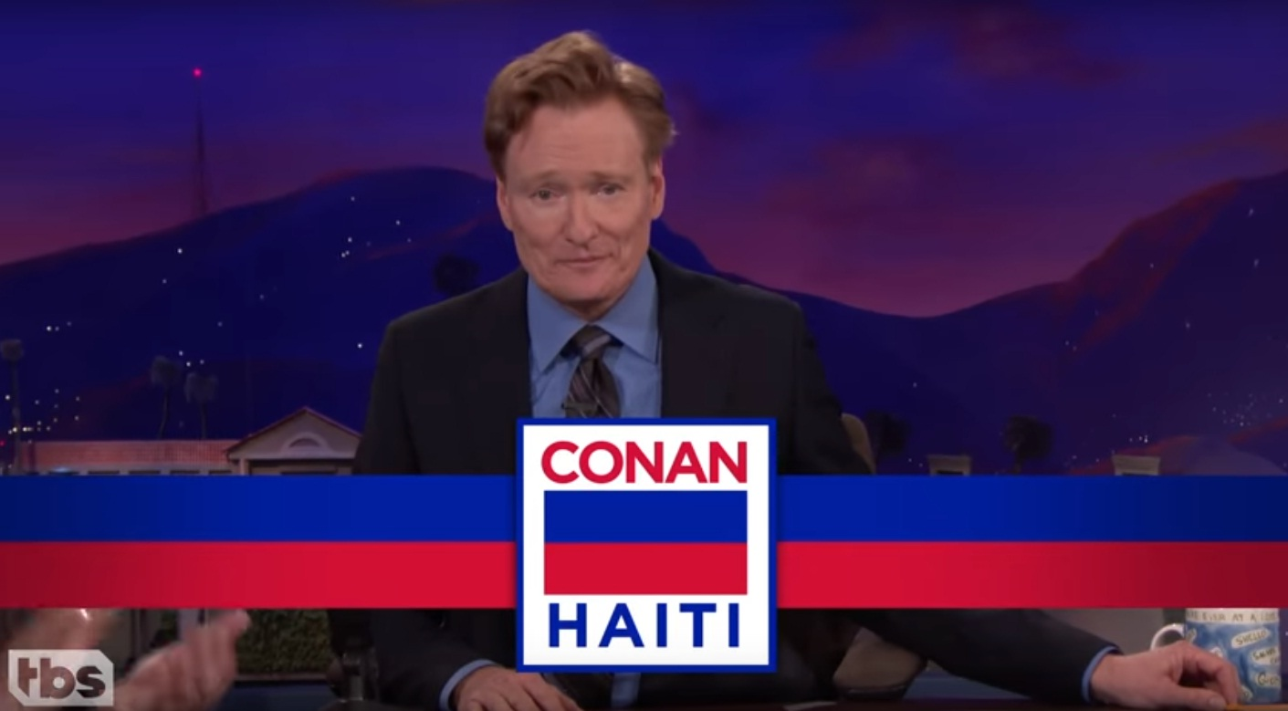 Conan O'Brien/ Photo et video : Team Coco