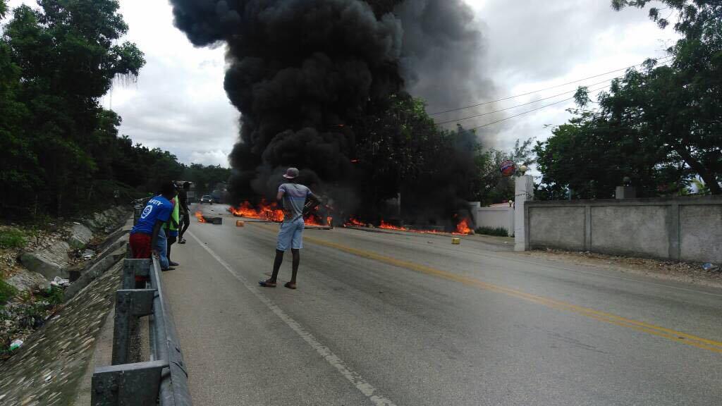 4 morts et 2 blessés graves dans un incendie dans la localité de Cariès. [Photo ©DR]