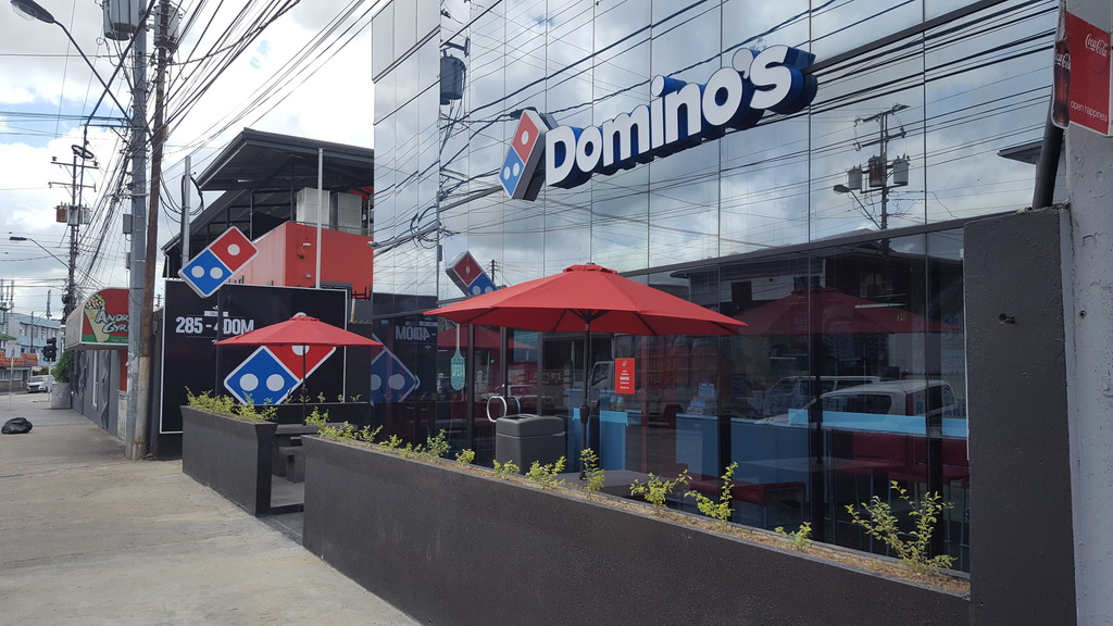 Pizza guzzlers give Domino's a slice of success
