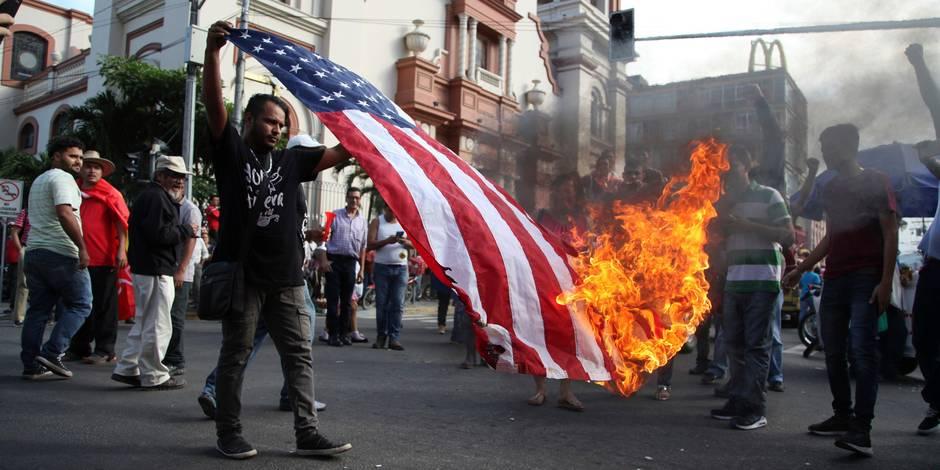 Fin de la protection temporaire pour 200 000 Salvadoriens — Etats-Unis