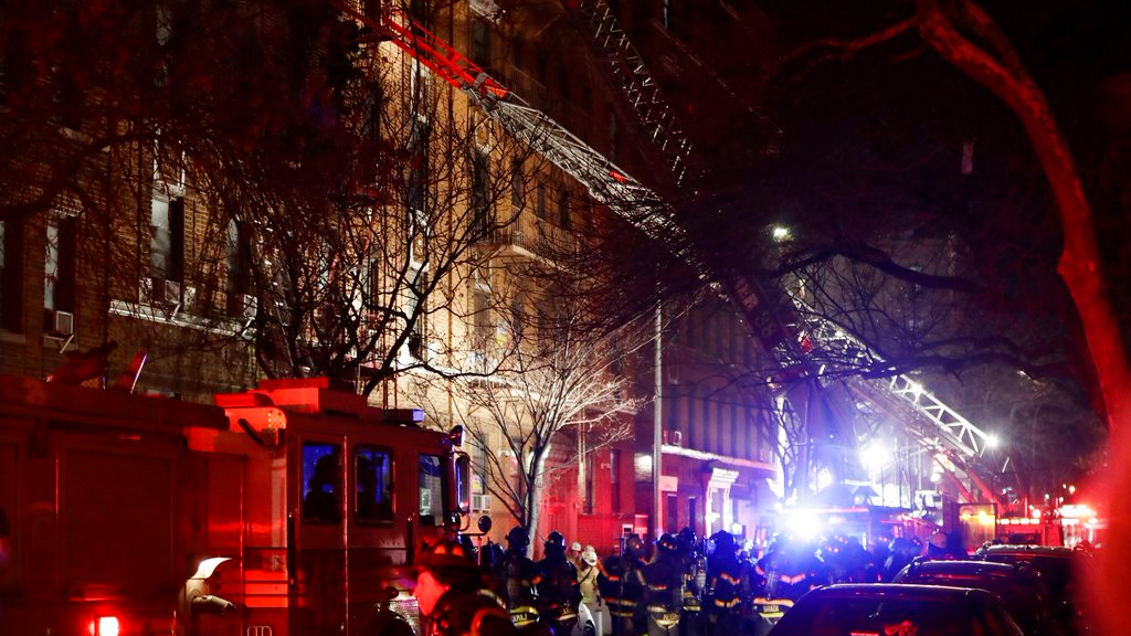 Thirteenth Person Dies Of Injuries From Tragic Bronx Fire