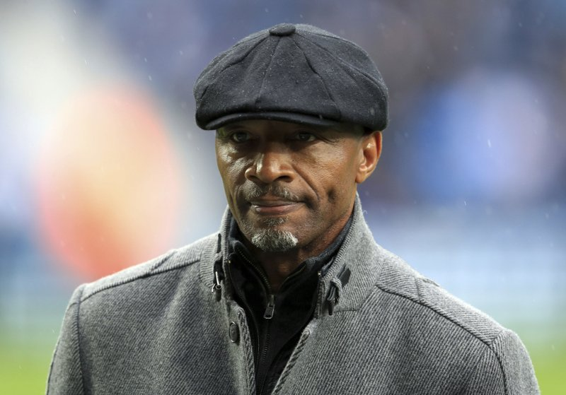 Cyrille Regis, pictured on 30 September 2017