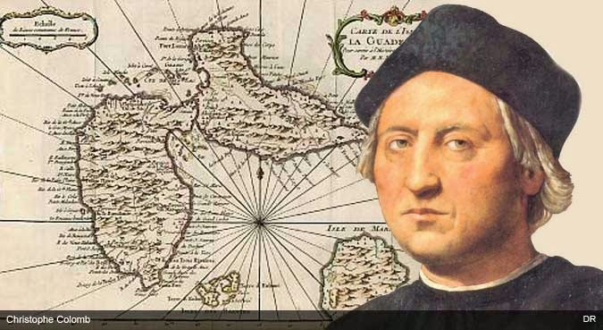 Christophe Colomb (1451 - 1506)