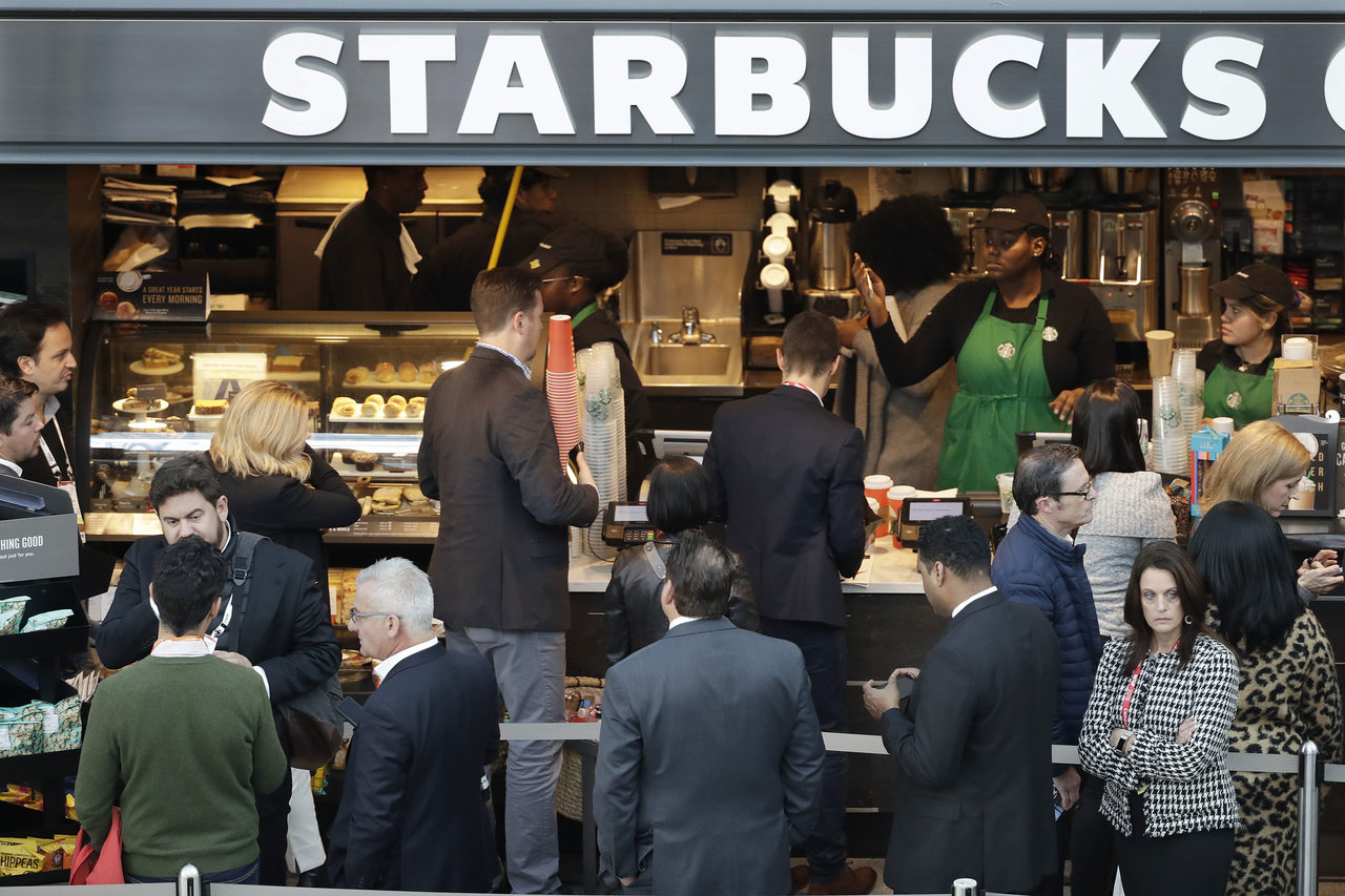 Starbucks Corporation (SBUX) stock remained among YTD Quarterly with rise of 12.09%