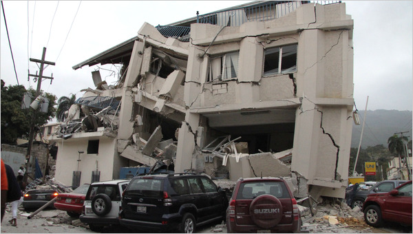 Claude Prepetit: «Le rythme des secousses sismiques n'a pas évolué». Photo: Webgem2010
