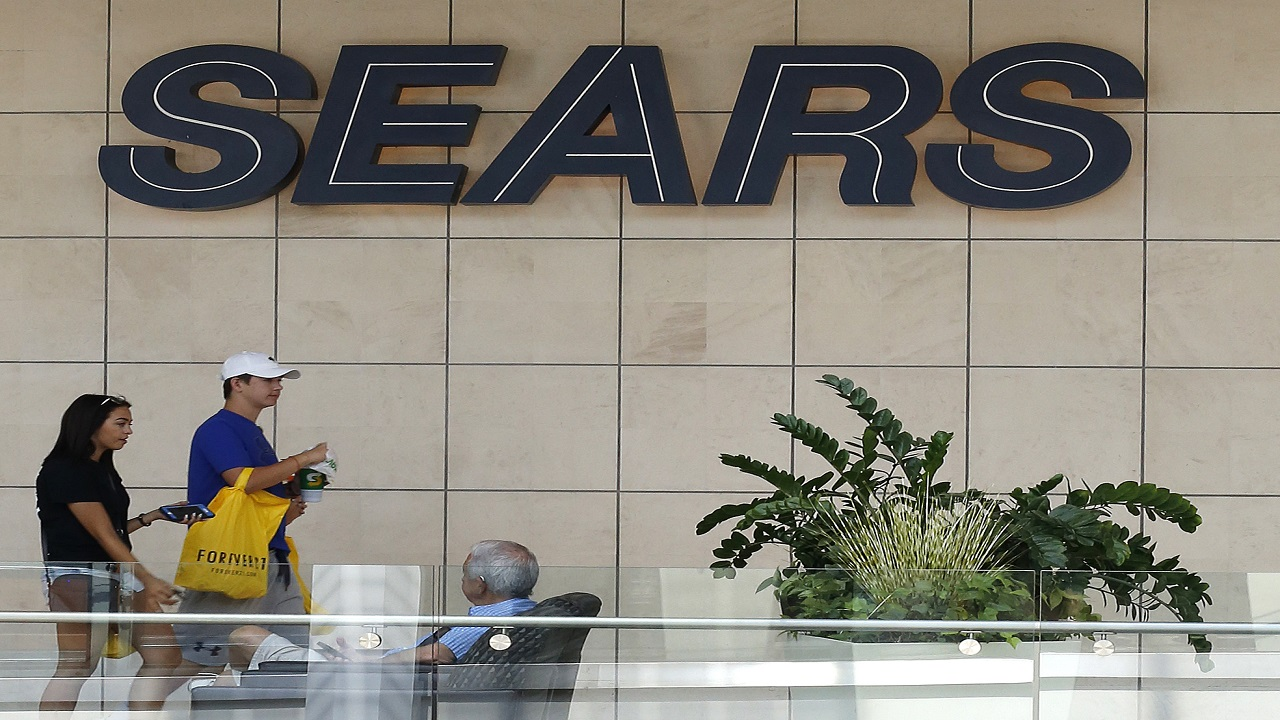 Sears Holdings Corp., which said last week it's closing more than 100 stores, said that during the November and December period, comparable-store sales tumbled by 16 percent to 17 percent.