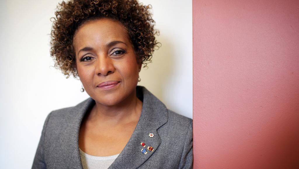 La cheffe de la francophonie, Michaëlle Jean. Photo : AfP