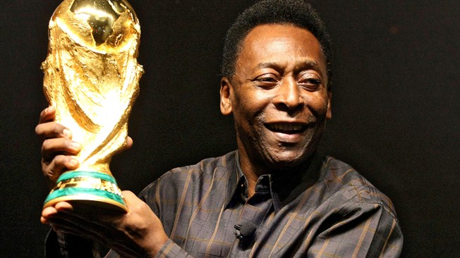 "Le ""Roi"" Pelé. Photo : FIFA"