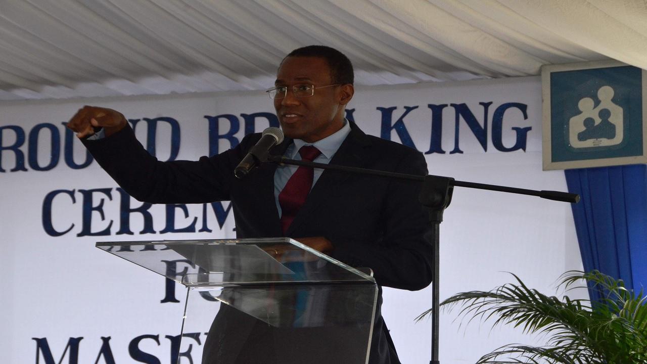 Ambassador Nigel Clarke