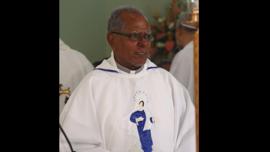 Fr Rudolph 'Rudy' Mohammed