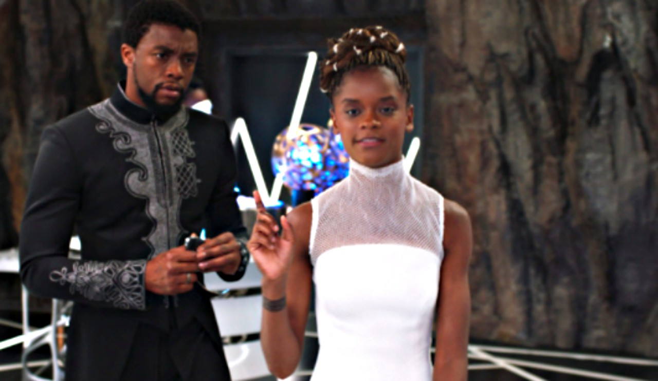 King T'Challa and Shuri (PHOTO: Marvel)