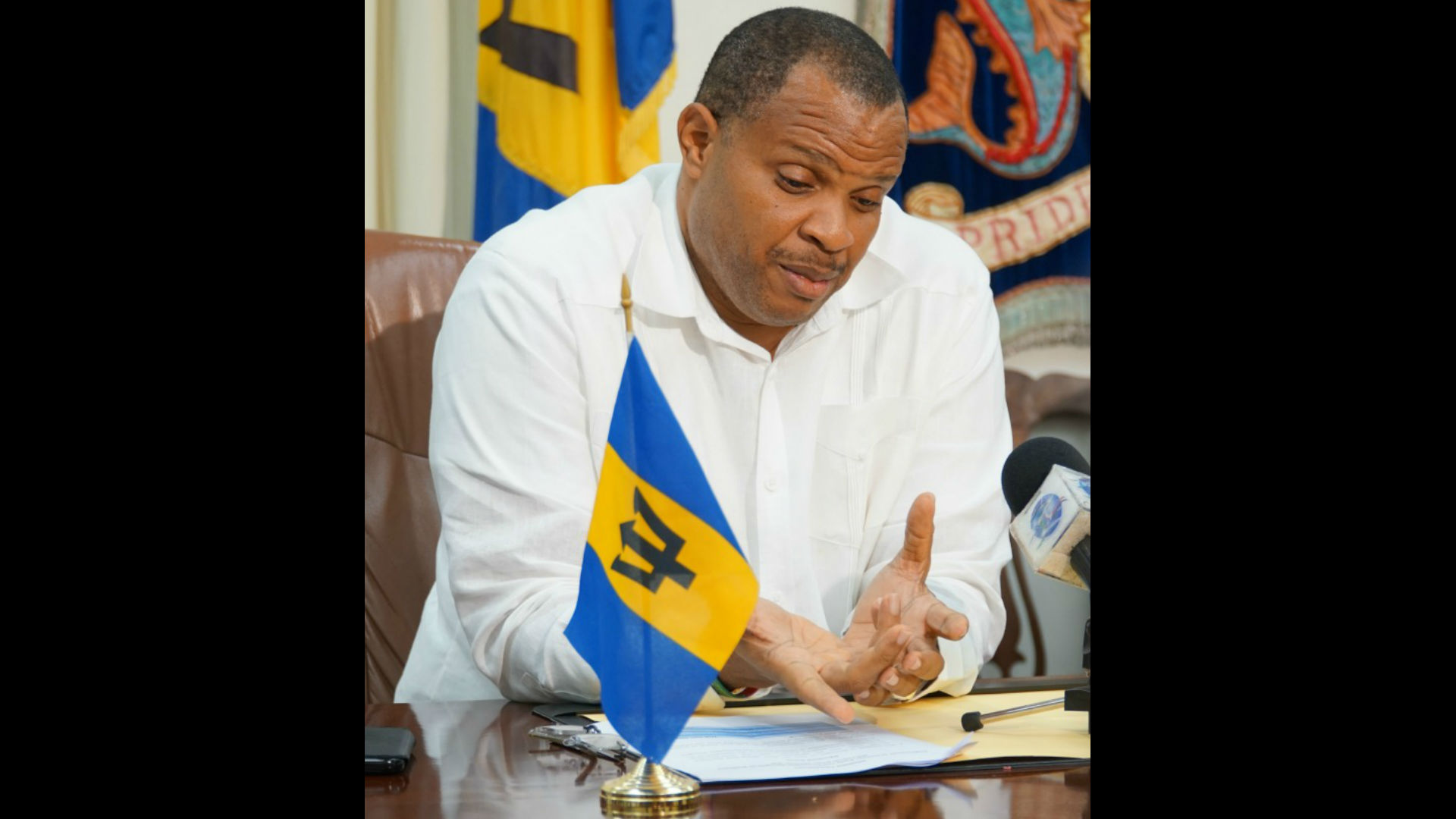 (File Photo) Minister of Finance, Chris Sinckler.