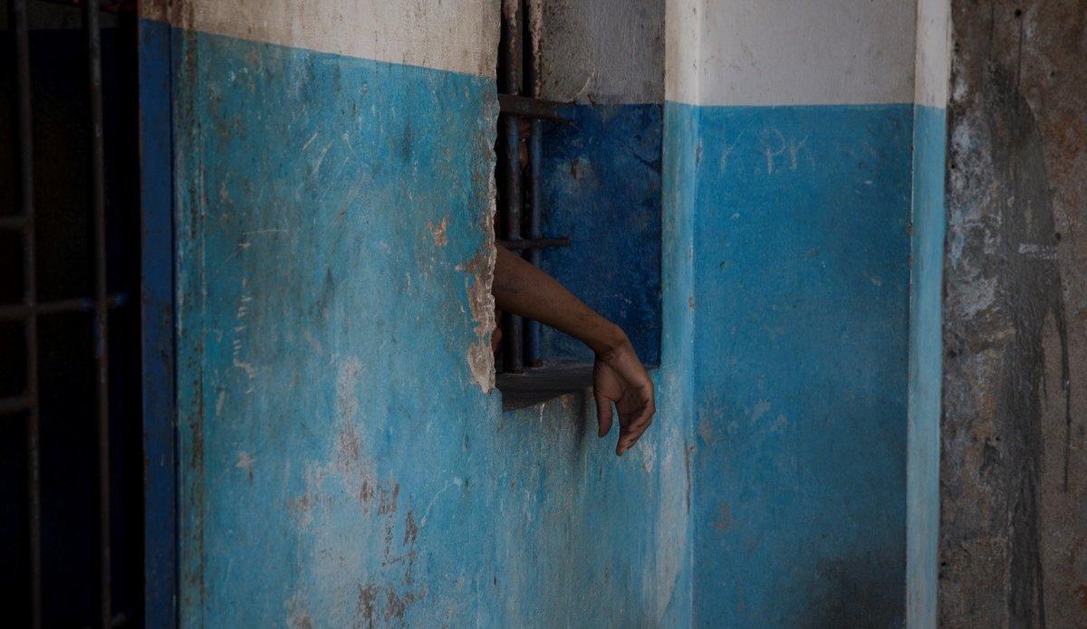 Image d'une prison en Haïti. Photo: Leonora Baumann / UN / MINUJUSTH, 2018