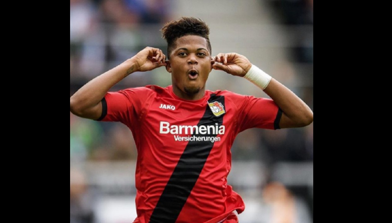 Leon Bailey For England 39 Three Lions 39 Reportedly Eyeing