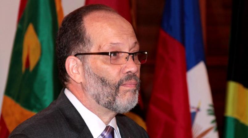 Le secrétaire général de la Caricom, Irwin LaRocque. Photo : Caricom