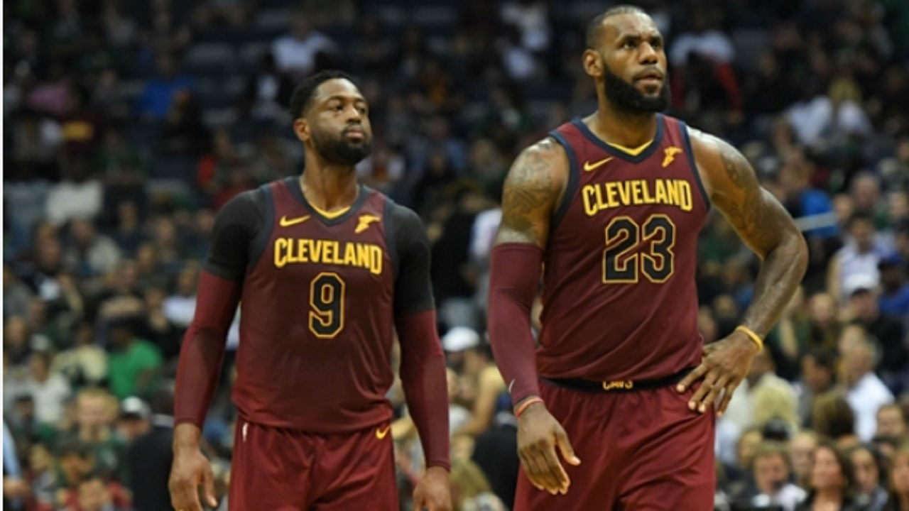 Cavaliers trade Dwyane Wade to the Heat
