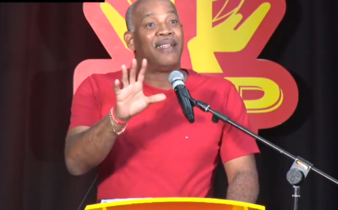 Barbados Labour Party (BLP) member, Dale Marshall.