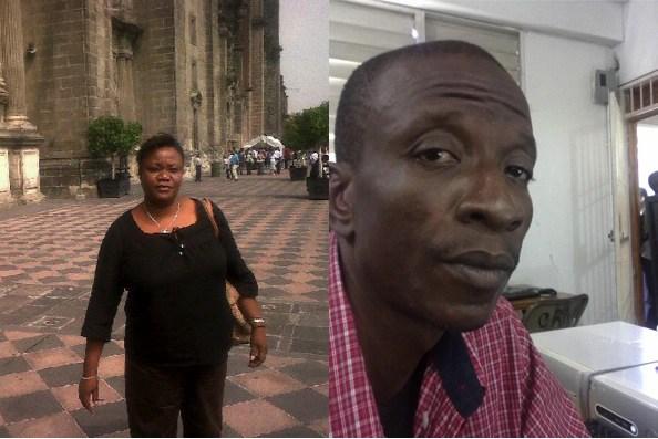 Daniel Dorsainvil et sa femme Girldy Larêche, assassinés le8 février 2014 à Bois Patate.