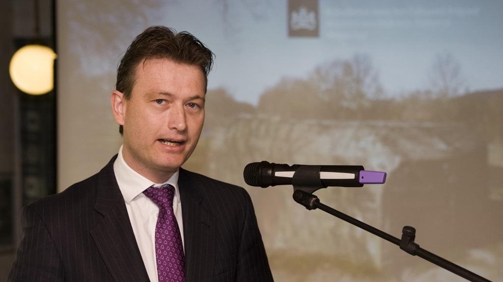 Halbe Zijlstra moest opstappen als minister van Buitenlandse Zaken.