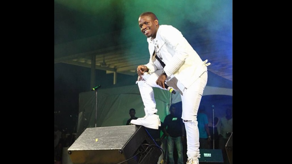 Reigning Soca Monarch 'Voice'. Photo courtesy FeteSoca.com