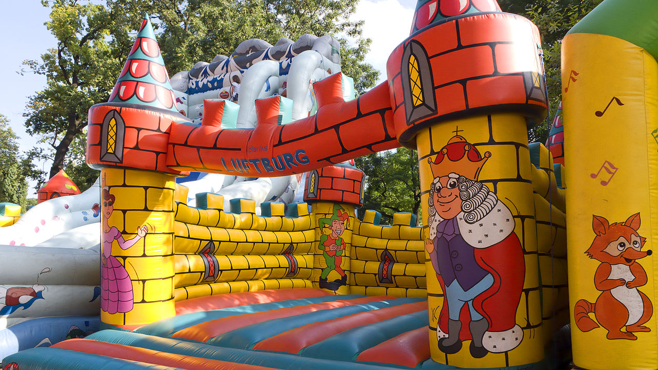 Jumping castle (Internet image)