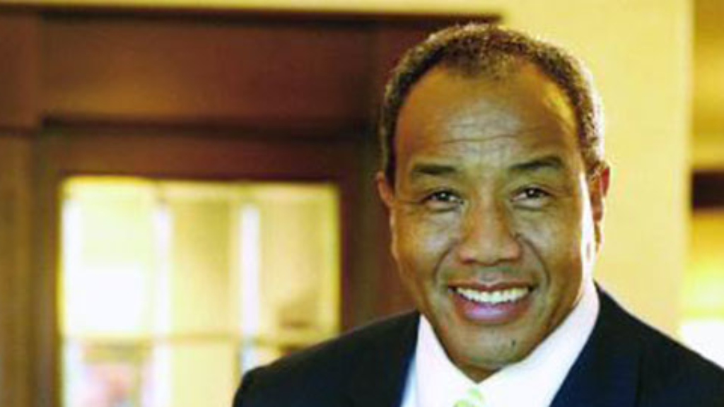 Jamaican billionaire Michael Lee Chin
