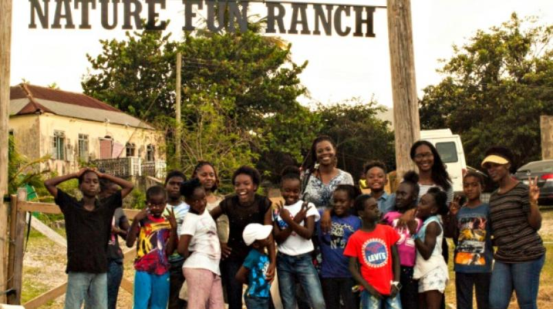 The Optimist Club of Barbados Bridgetown has been working closely with the Nature Fun Ranch, which seeks to empower at-risks young persons through fun and engaging activities.
