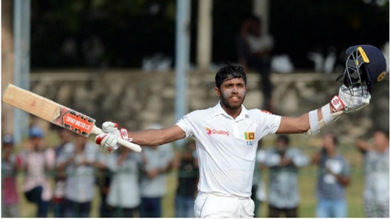 Sri Lanka batsman Kusal Mendis.