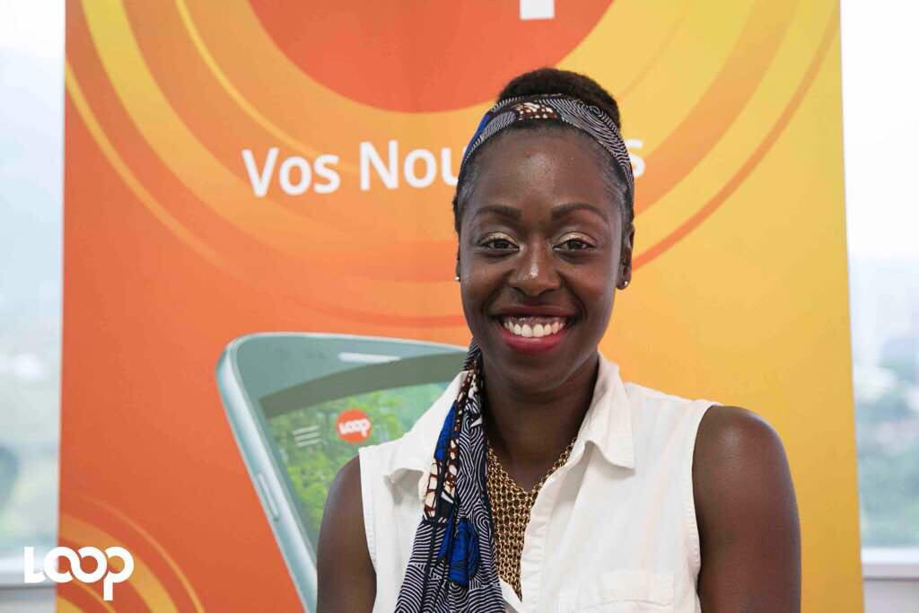 Yve-Car Momperousse, fondatrice et CEO de l'entreprise Kreyol Essence. Photo : LoopHaiti/Estailove St-Val