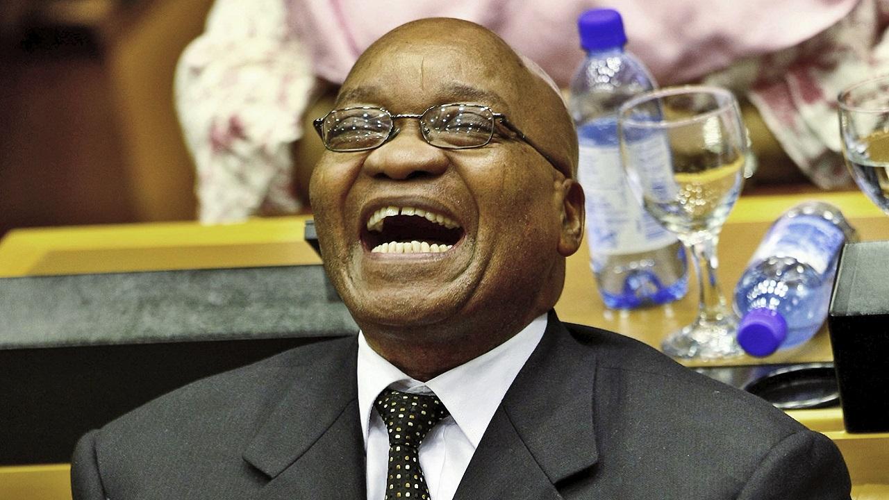 (Image: AP: File image of President Jacob Zuma from 6 May 2009)