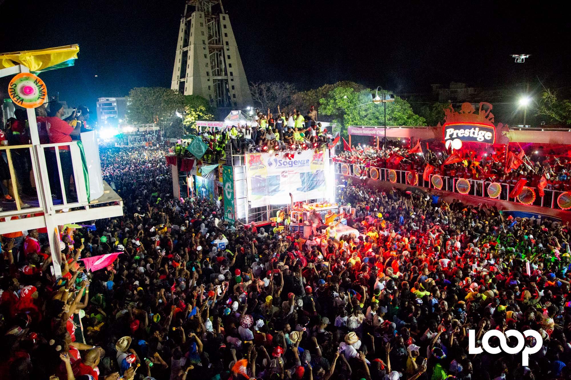 Toutes les grandes émotions du Carnaval national 2018, à Port-au-Prince. / Estailove St-Val/LoopHaïti