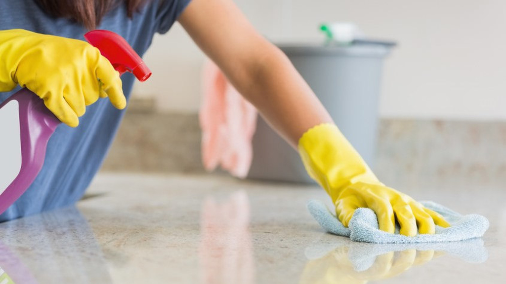 Household cleaning products as bad for lung function as smoking, study finds