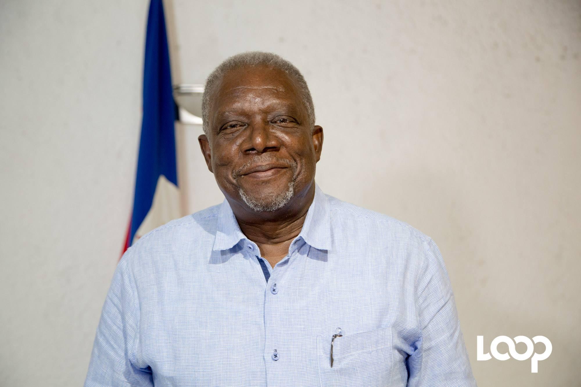 « L'une des taches de l'Armée c'est de prêter main forte à la police sous requête de l'Exécutif », se souvient Hervé Denis. / Estailove St-Val/LoopHaïti