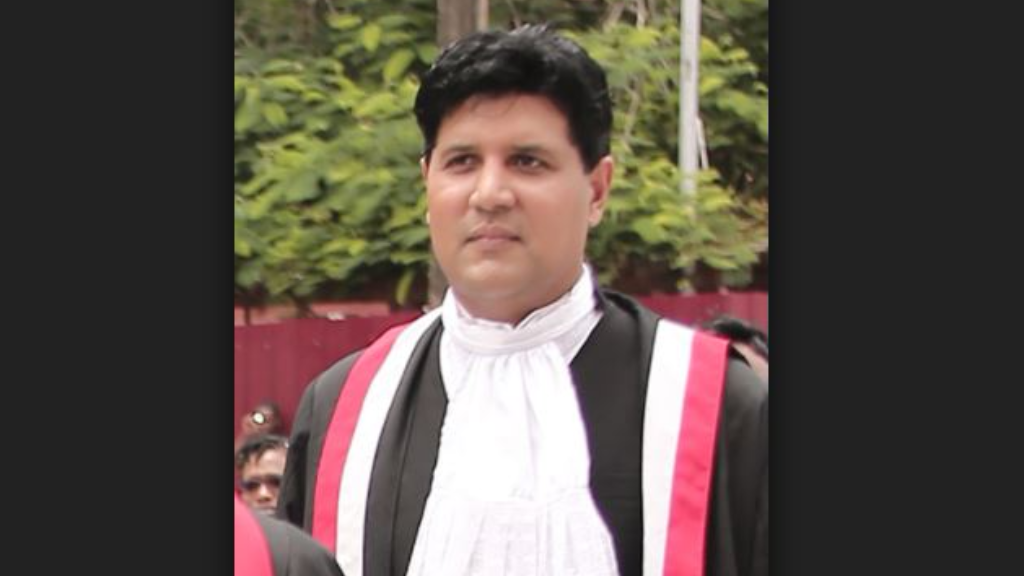 High Court Justice Frank Seepersad.