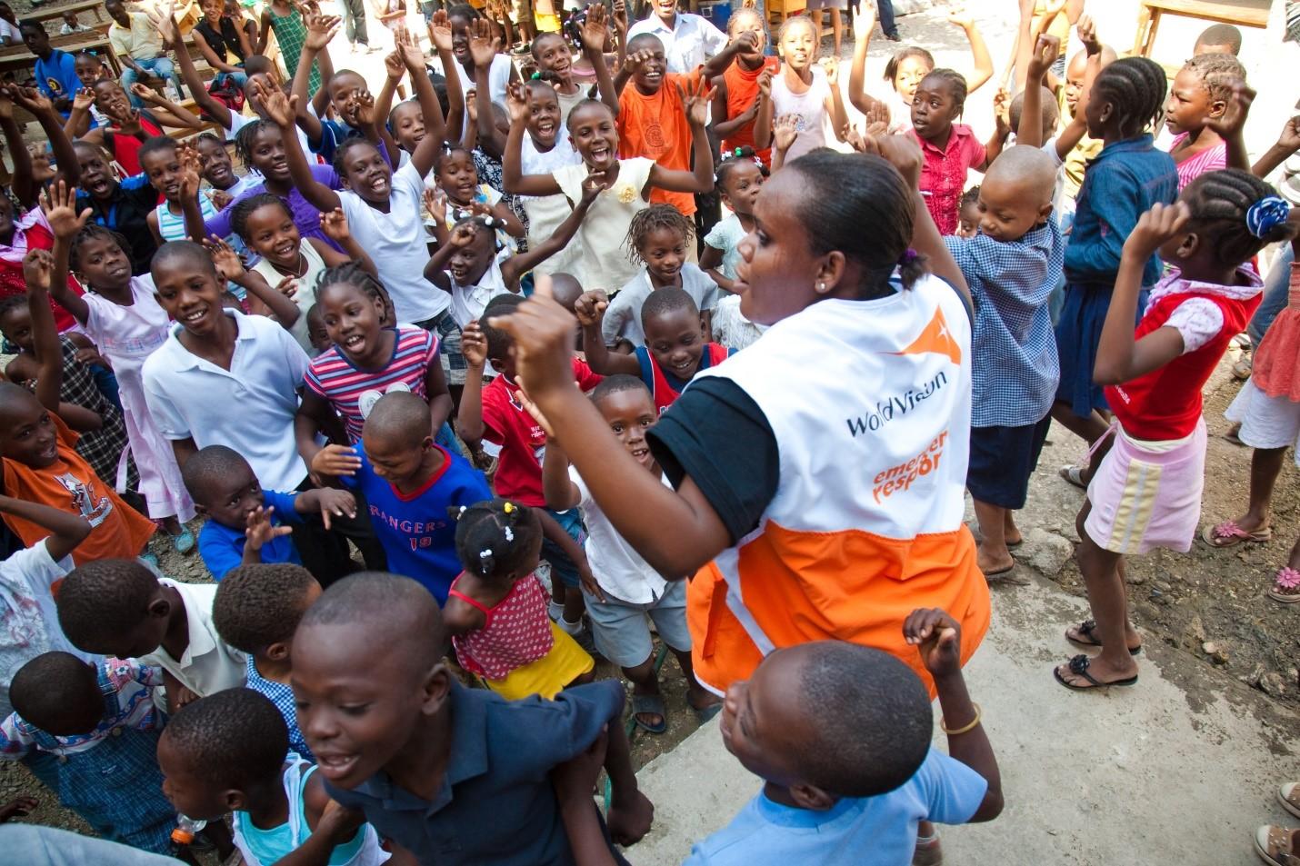 L'ex-directeur en Haïti a reconnu le recours aux prostituées — Oxfam