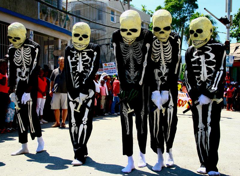 Carnaval en Haïti. Photo: Unesco