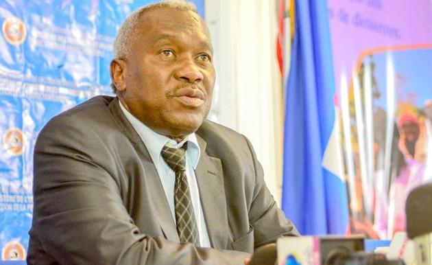 Ronald Semelfort, ancien directeur du Centre national de météorologie d'Haïti, décédé ce vendredi 2 février 2018. / MICT (Facebook)