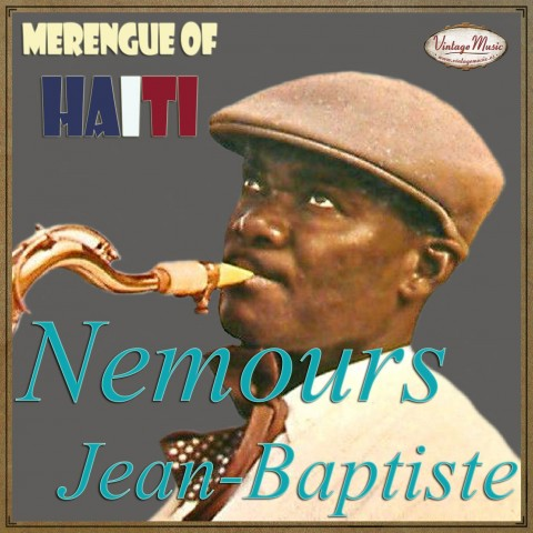 Le maestro Nemours Jean-Baptiste, fondateur du style musical haïtien Compas direct dans les années 60s.