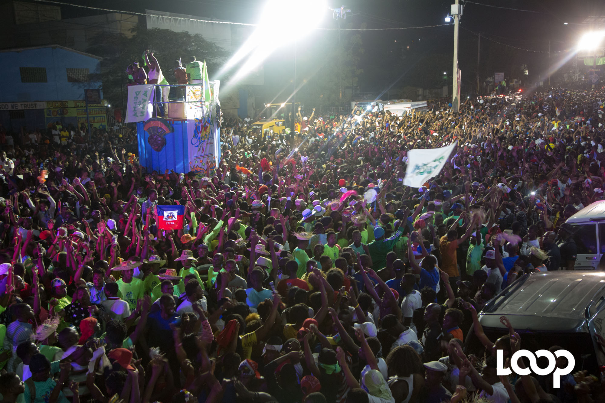 Carnaval de Delmas 201. Photos et videos: Estailove St-val - Loop Haiti