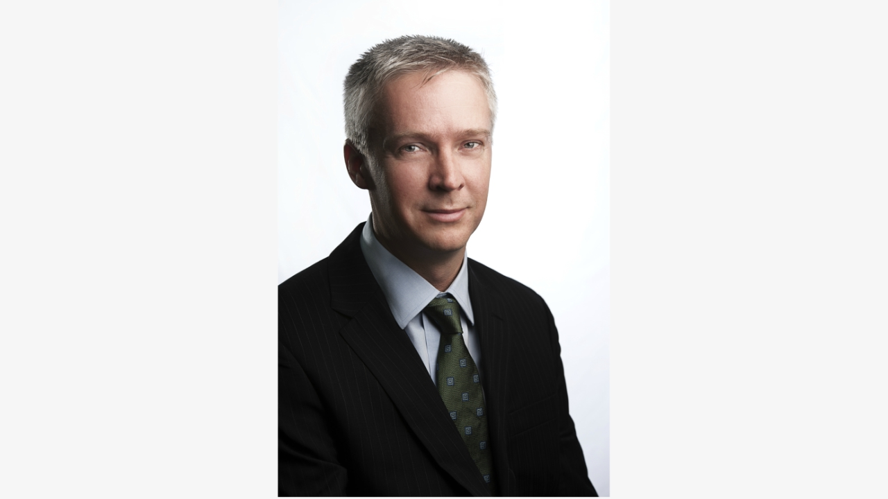 Chief Investment Officer of Fortress Fund Managers, Peter Arender.