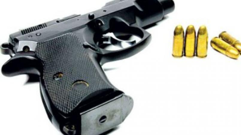A 9mm pistol (file photo)