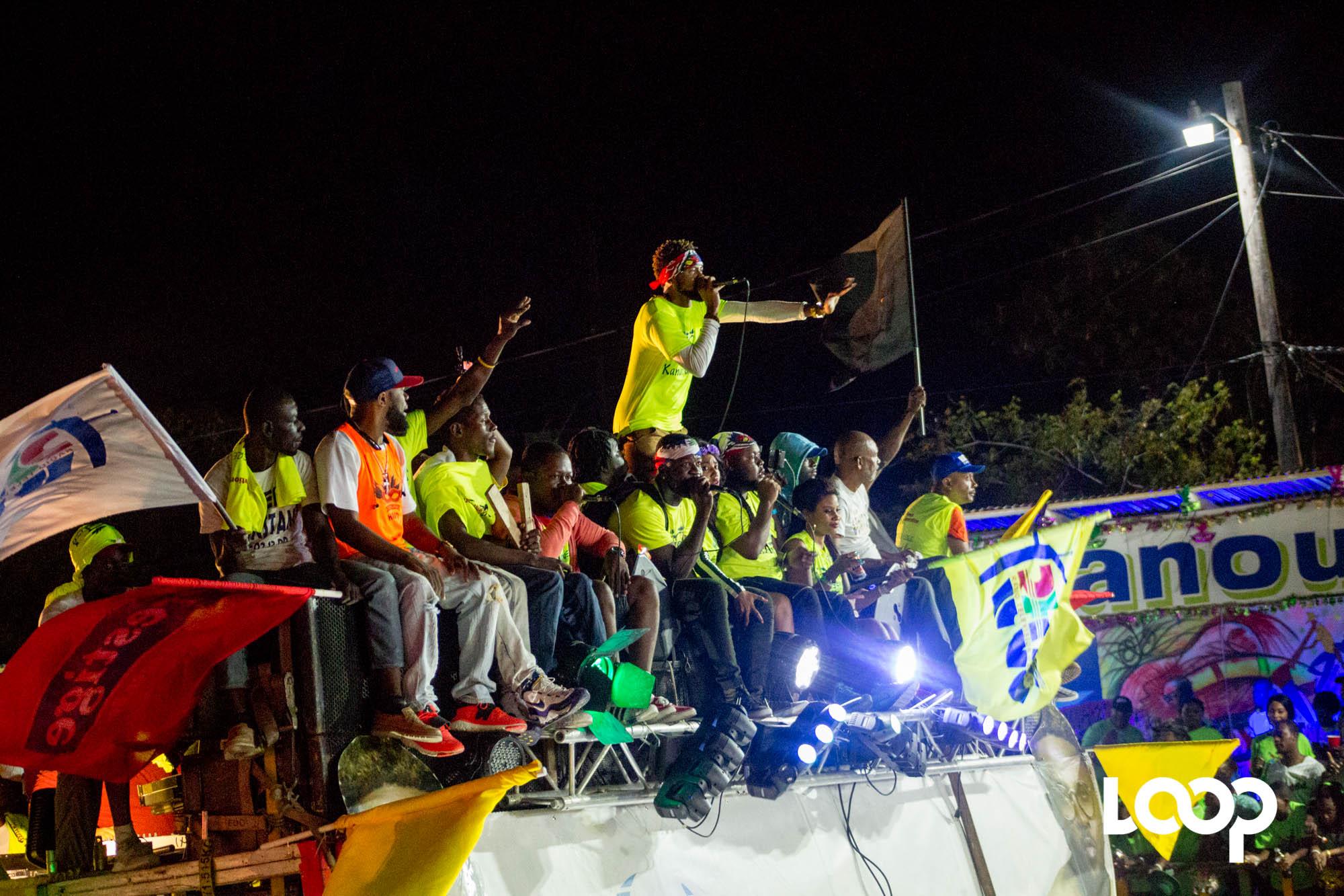 Roody Roodboy devient la nouvelle coqueluche de la jeunesse haïtienne. / Estailove St-Val/LoopHaïti