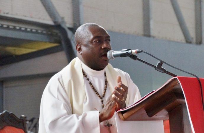 Le Père Simoly Joseph / Photo: Guadeloupe catholique