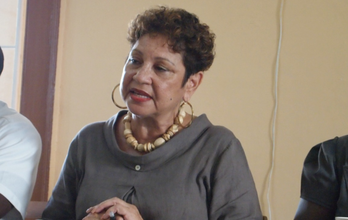 President of the Barbados Secondary Teachers Union (BSTU), Mary Redman
