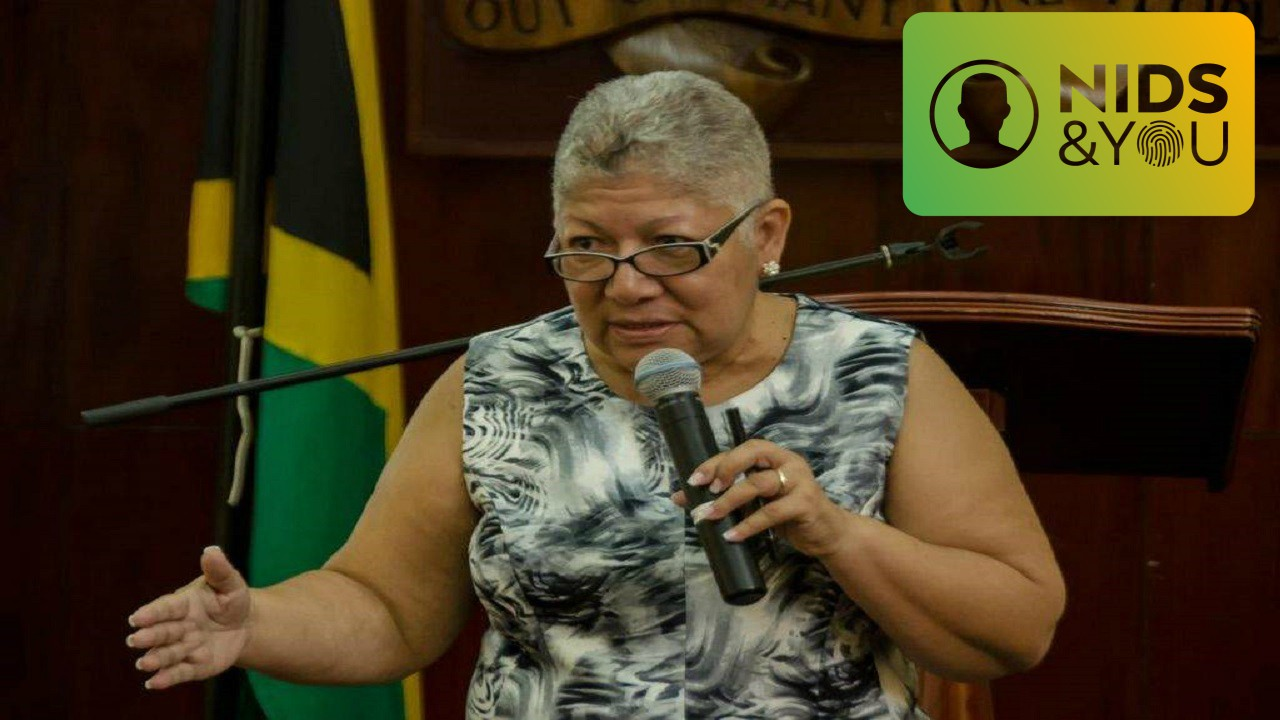 Chief Technical Director in the Office of the Prime Minister, Jacqueline Lynch-Stewart.