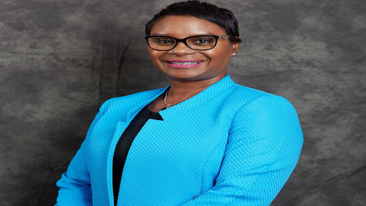 LASCO Financial Services Managing Director Jacinth Hall-Tracey.
