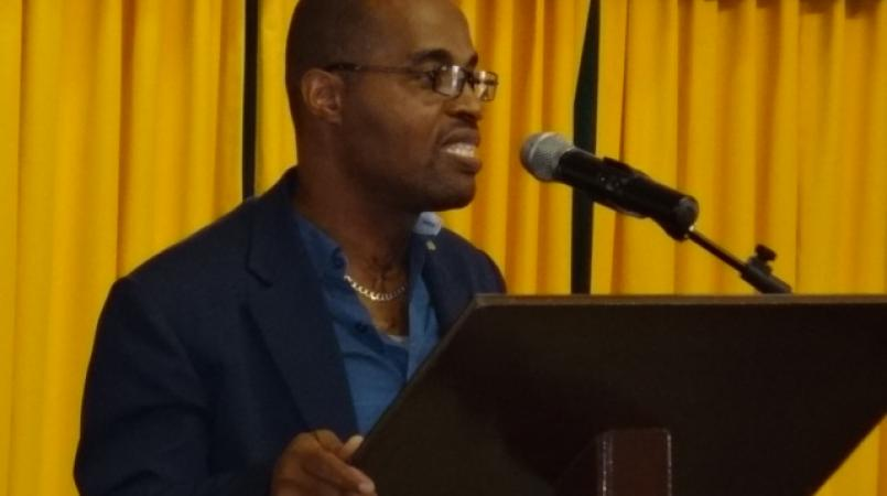 FILE - Barbados National Council of Parent Teacher Associations Inc. President, Shone Gibbs