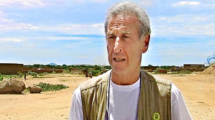 Roland Van Hauwermeiren, directeur d'Oxfam en Haïti, reconnait son implication dans l'exploitation sexuelle de prostituées après le séisme du 12 janvier 2010.