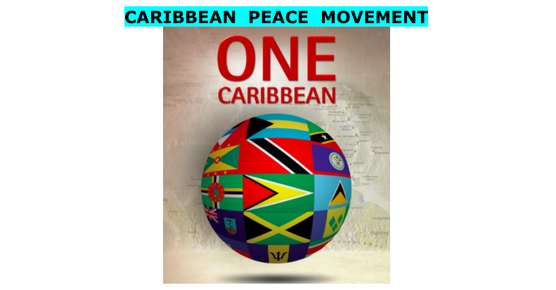 The Caribbean Peace Movement is speaking up for Venezuela.